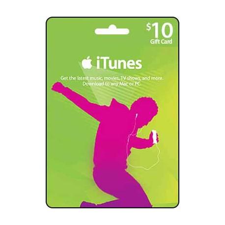 $10 iTunes