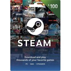 $100 Steam