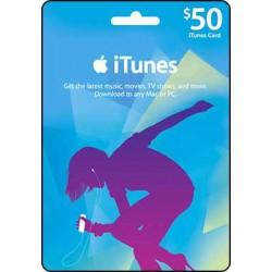 $50 iTunes
