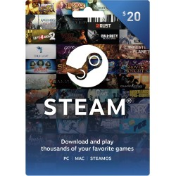 $20 Steam