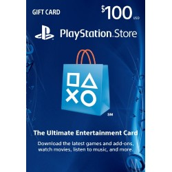 美國 Playstation Network Card PSN $50 禮物卡
